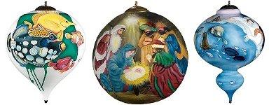 NeQwa Art Ornaments